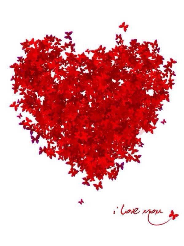 Most Common Ten Symptoms Of Falling In Love I Love Heart Love Heart Valentines