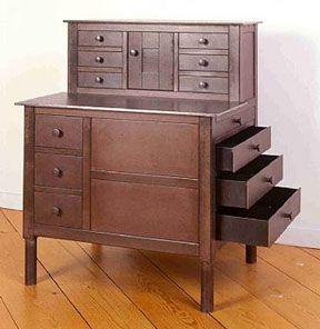 Shaker Inspired Furniture