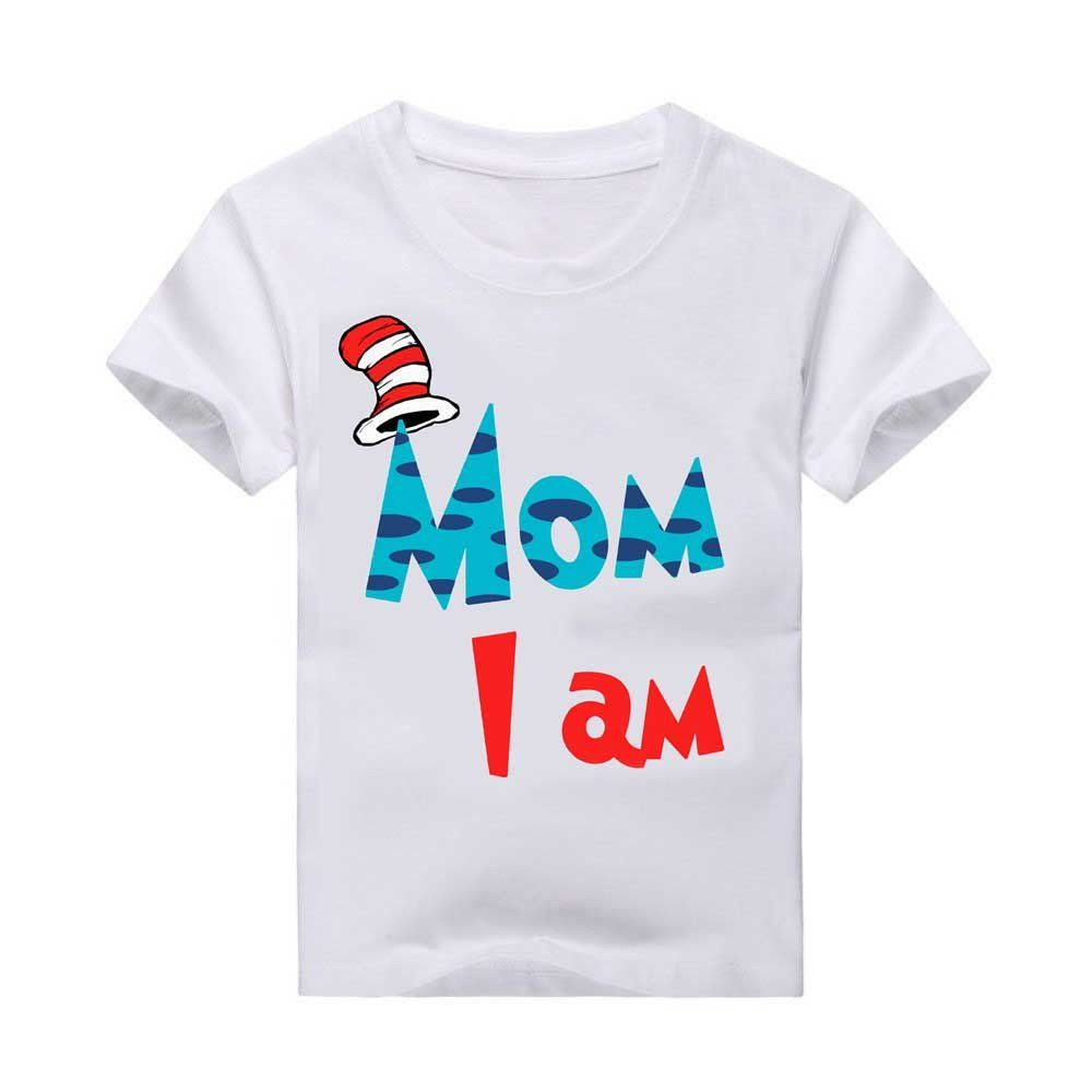 Dr Seuss T-Shirt, Mom I am | Adoption party, Birthdays and Dr ...