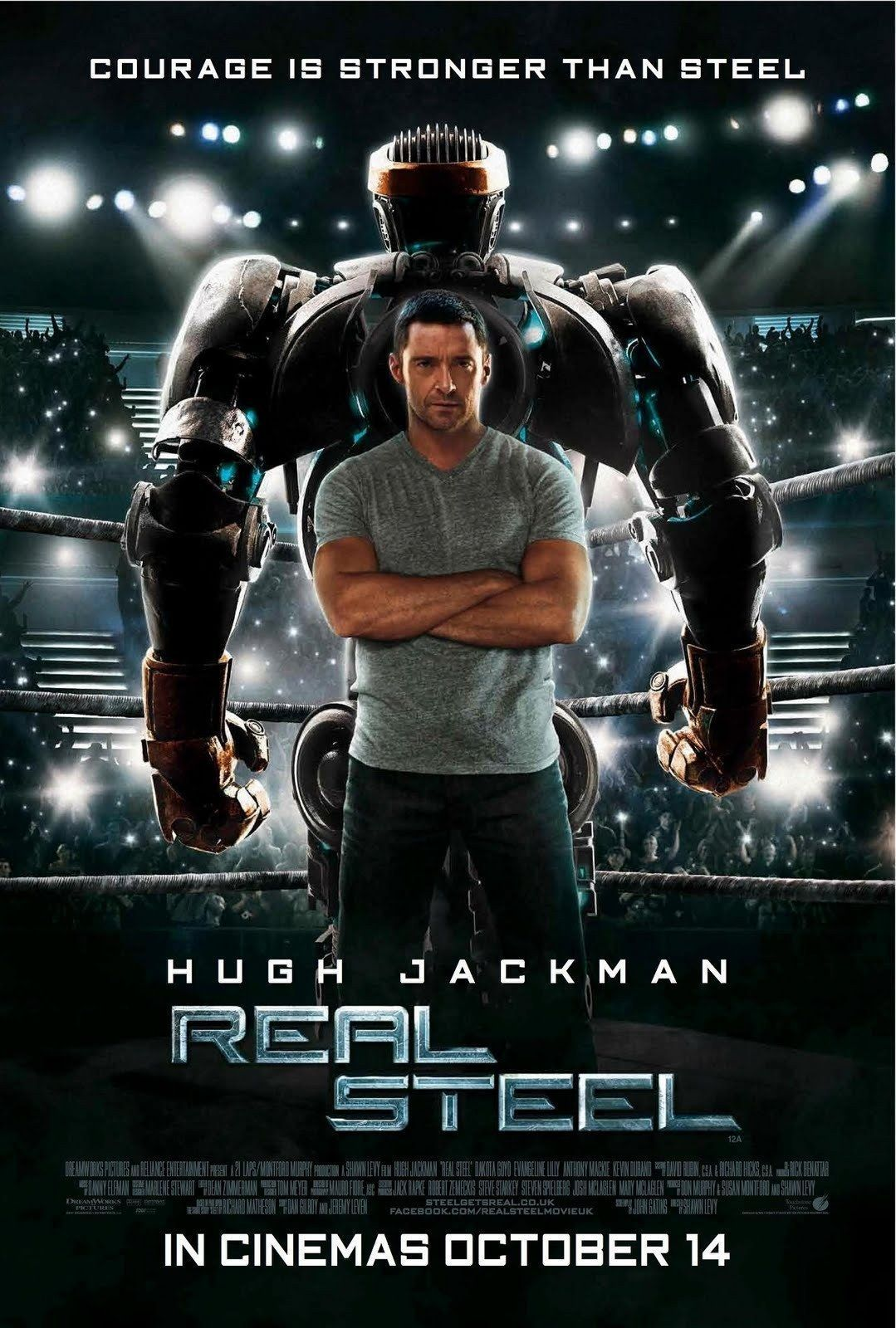 Do You Want To Download Real Steel Directly To Your Device Then