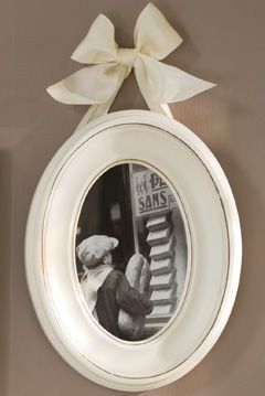 Ribbon Picture Hanger Decorating Ideas In 2019 Pinterest Frame