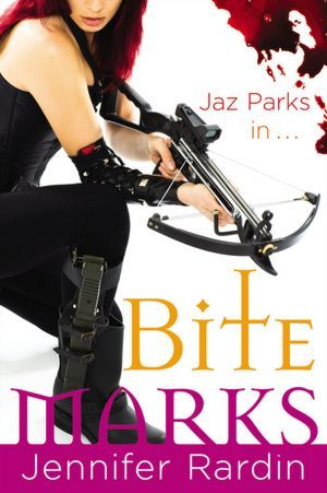 Bite Marks (Jaz Parks Series #6). Again with my beloved red hair!