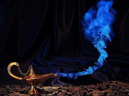 Genie Lamp Genie Lamp Magic Lamp Genie In A Bottle