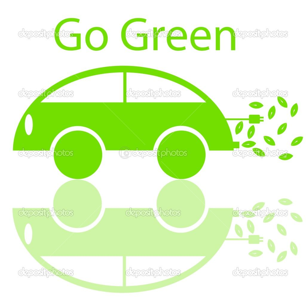 Go Green Eco Friendly Electric Car