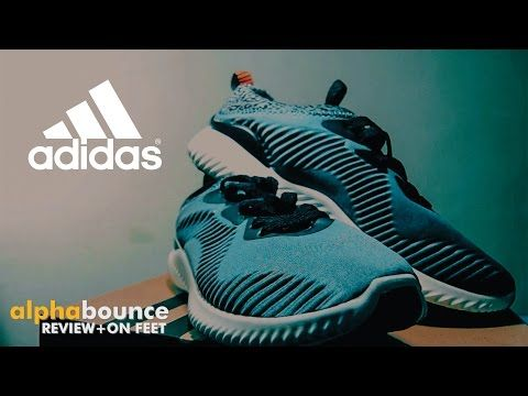 bad80485f UNBOXING ADIDAS ALPHABOUNCE  fake   REVIEW+ON FEET  (Bahasa Indonesia)) -  YouTube