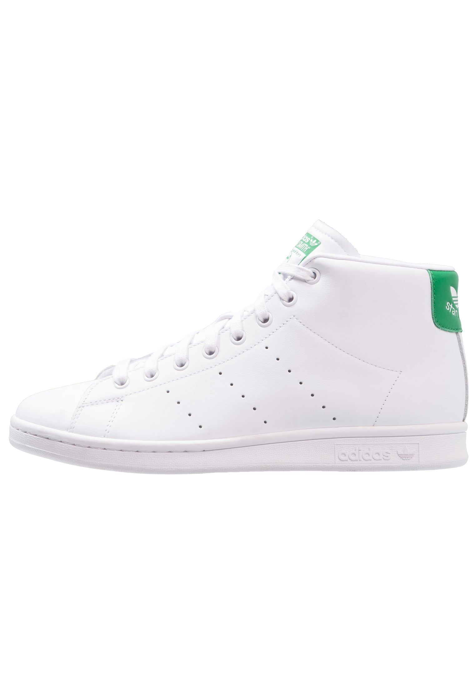 Schoenen adidas Originals STAN SMITH MID - Sneakers hoog ...