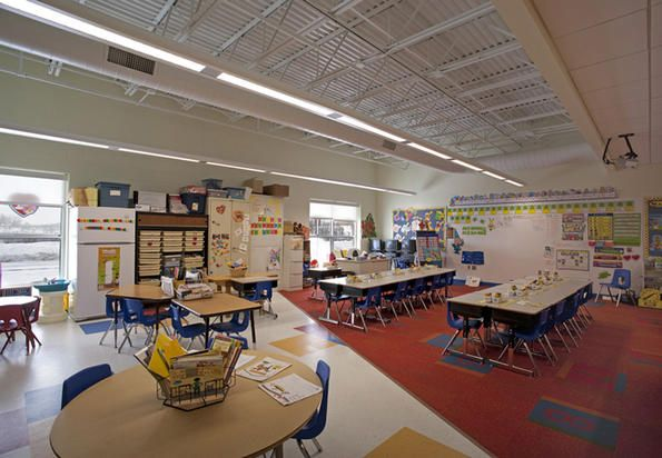 Elementary School Classroom Design | Marshall County School West Virginiau0027s  U0027greenestu0027   News