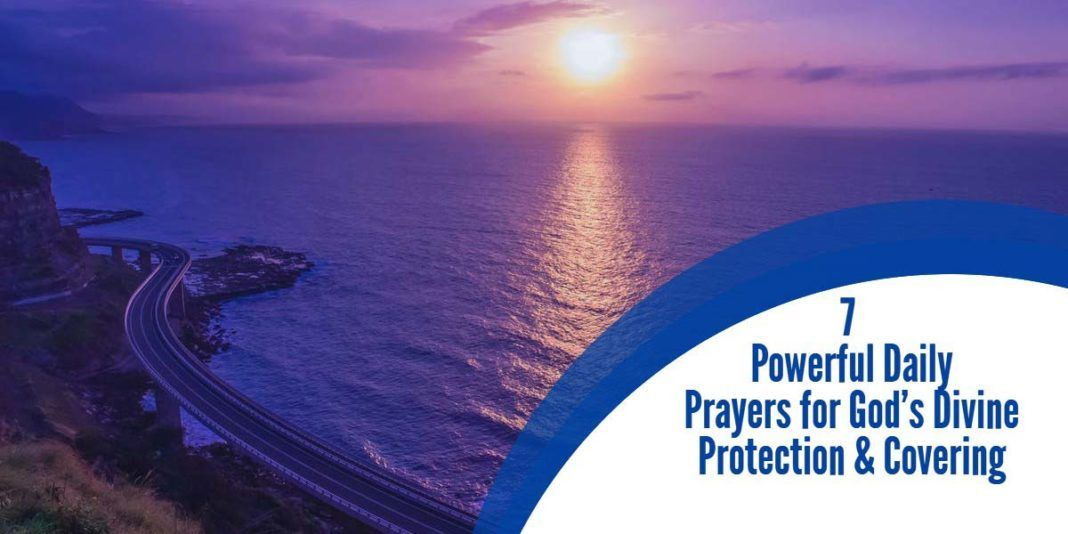 scriptures on divine safety