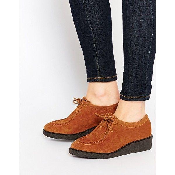 Buy Women Shoes / Asos Magnum Suede Flat Shoes