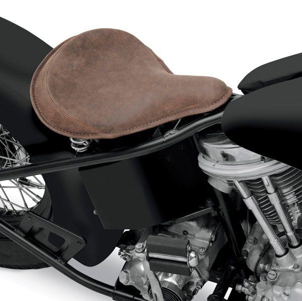 Drag Specialties Large Spring Solo Seat 08060047 Motorrad