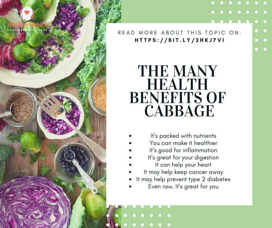 Increasing Consumption Of Plant-based Foods Like Cabbage