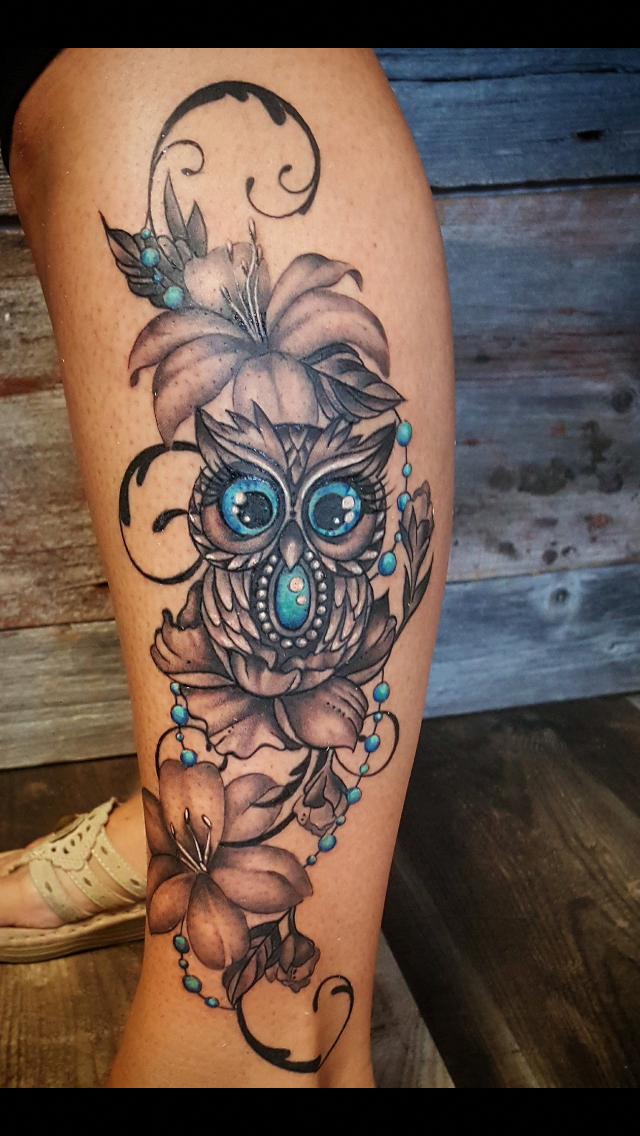 Sleeve Tattoo for Girls Girls with