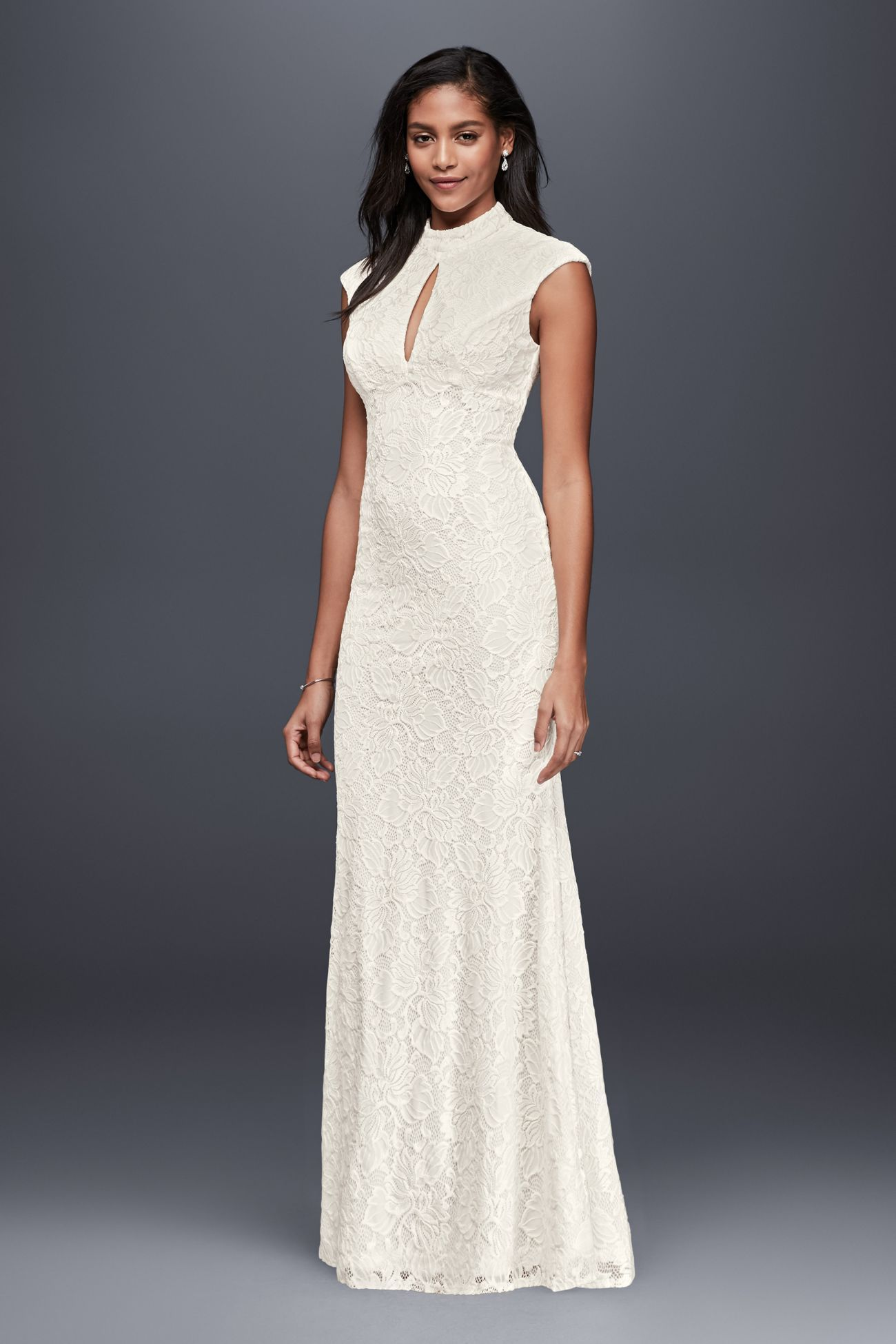 Form fitting lace wedding dresses  A  vineyard wedding  Pinterest  Wedding Vineyard wedding