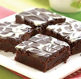 Peppermint Brownies--These brownies only get better after a couple of days, as their texture gets fudgier and their flavor richer. In testing, we used Bigelow peppermint tea, but any herbal peppermint tea will work.