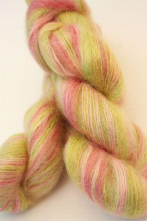 Artyarns Silk Mohair Yarn in 127 Spring