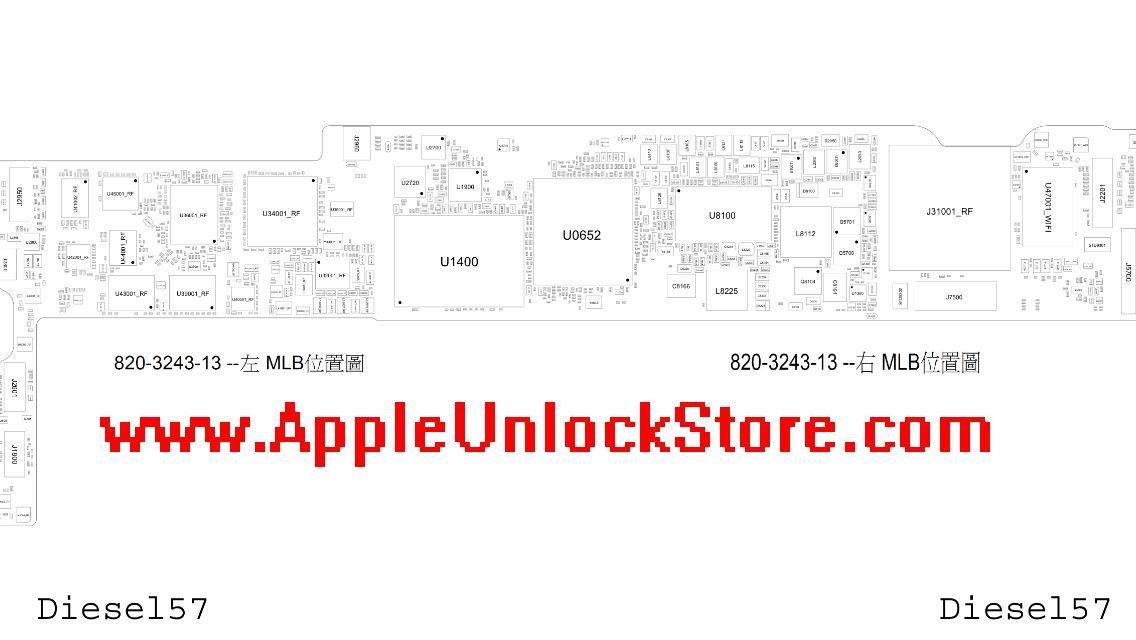ipad mini circuit diagram schematic sevice manual rh pinterest com