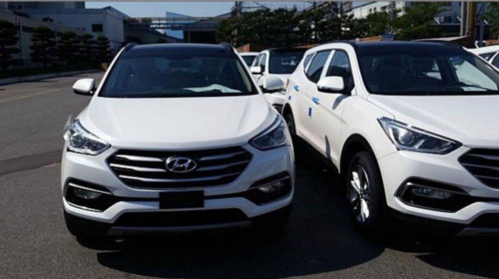 Gia Xe Hyundai Santafe 2019 Chinh Sach Trả Gop Khuyến Mai Hấp