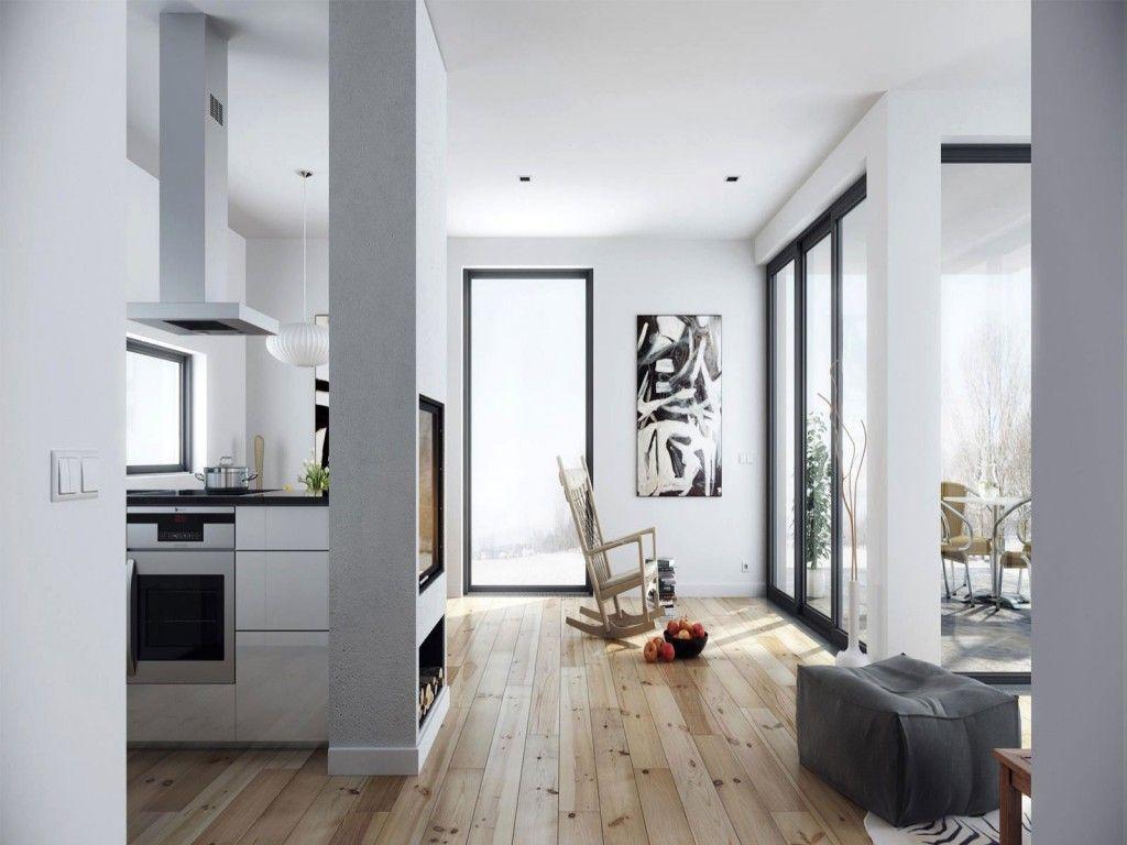 Nordic interior design hoang minh white living room fantastisk
