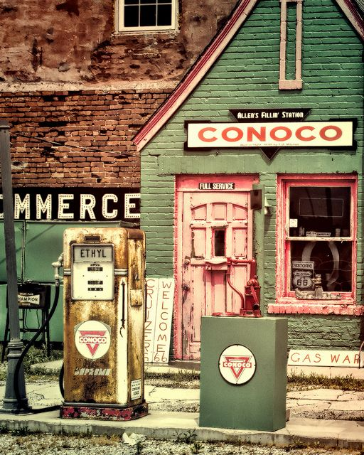 Commerce Conoco | Flickr - Photo Sharing!