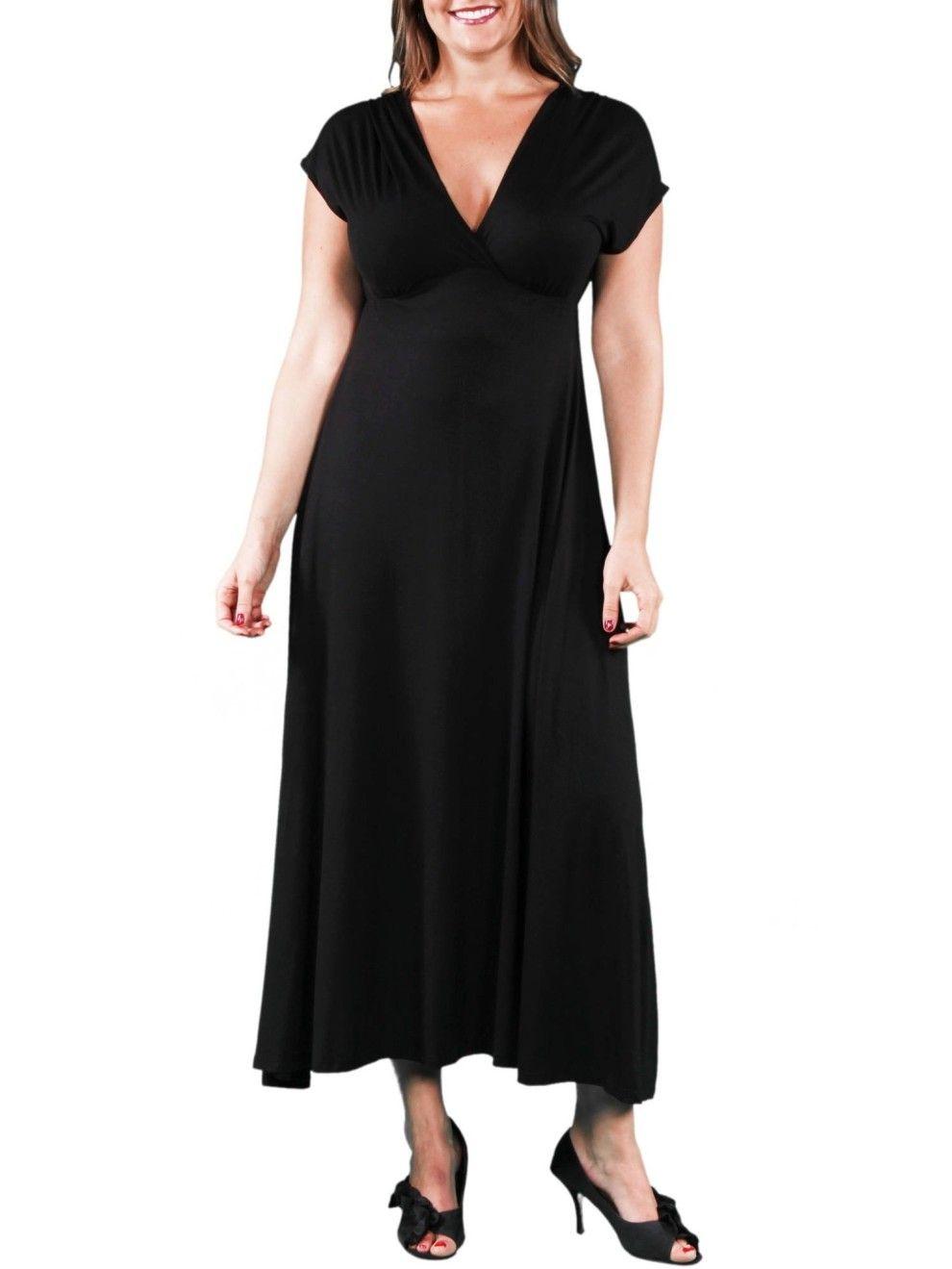 20 Dresses That Ll Have You Saying Okay Walmart I See You Maxi Dress Maxi Wrap Dress Plus Size Maxi Dresses [ 1319 x 990 Pixel ]