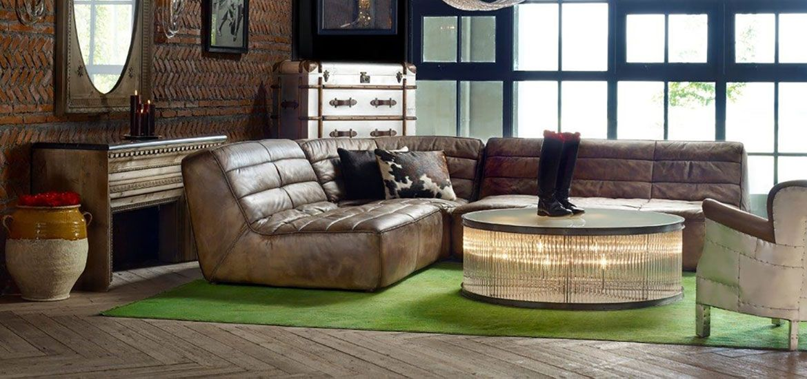 Timothy Oulton Shabby  Corner Sofas  Living Room  Epcot Captivating Living Room Corner Furniture Designs Design Ideas