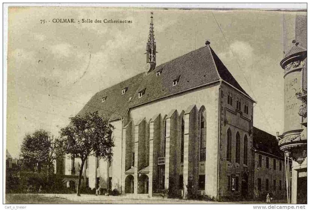 Les Catherinettes Colmar -Alsace - France
