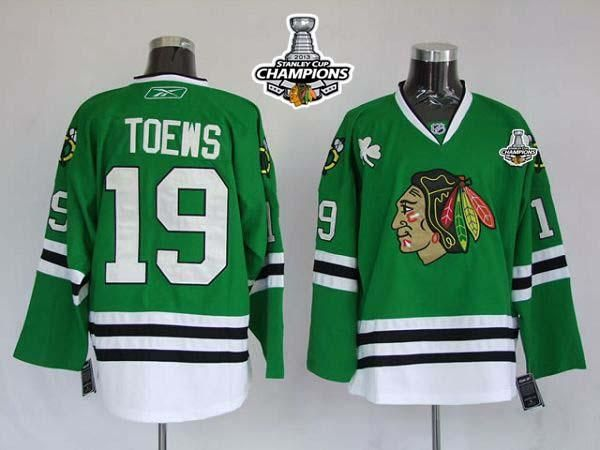 ... Red Stitched NHL Jersey Blackhawks 19 Jonathan Toews RedBlack 75TH CCM Embroidered  NHL Jersey Cheap Blackhawks Jerseys Pinterest Nhl jerseys . ... cba834e1d