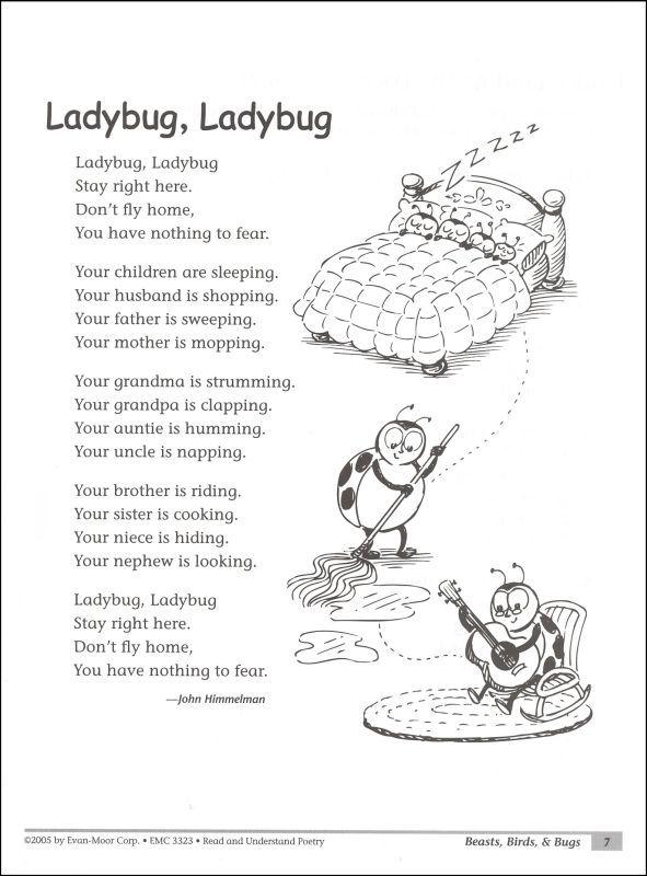 image result for 4th grade poems grade 2 3rd grade reading comprehension worksheets reading. Black Bedroom Furniture Sets. Home Design Ideas
