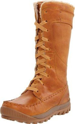 Timberland Women's Mount Holly Lace-Up Knee-High Boot