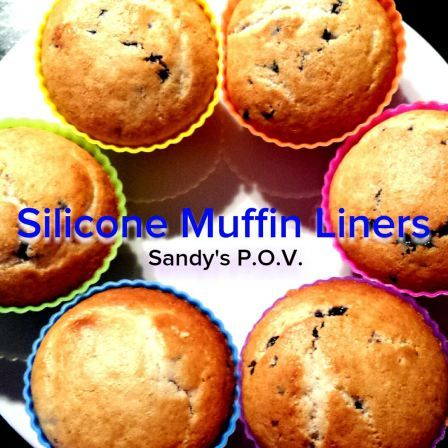 Silicone Cupcake + Muffin Liners
