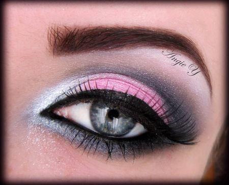Pin By Jessica Hallman On Beauty Grey Eye Makeup Eye Makeup Grey Makeup