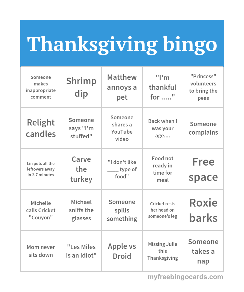 Free Online Bingo For Kids