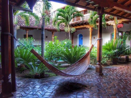 Granada, Nicaragua B was Here Spanish colonial homes