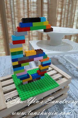 Yiu-Shern's 6yo Lego Themed Party – 31 May 2015     We celebrated Shern's birthd…