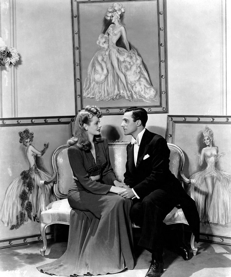 "lilipopeline: "" Lucille Ball & Gene Kelly, Du Barry was a Lady (1943). "" #lucilleball"