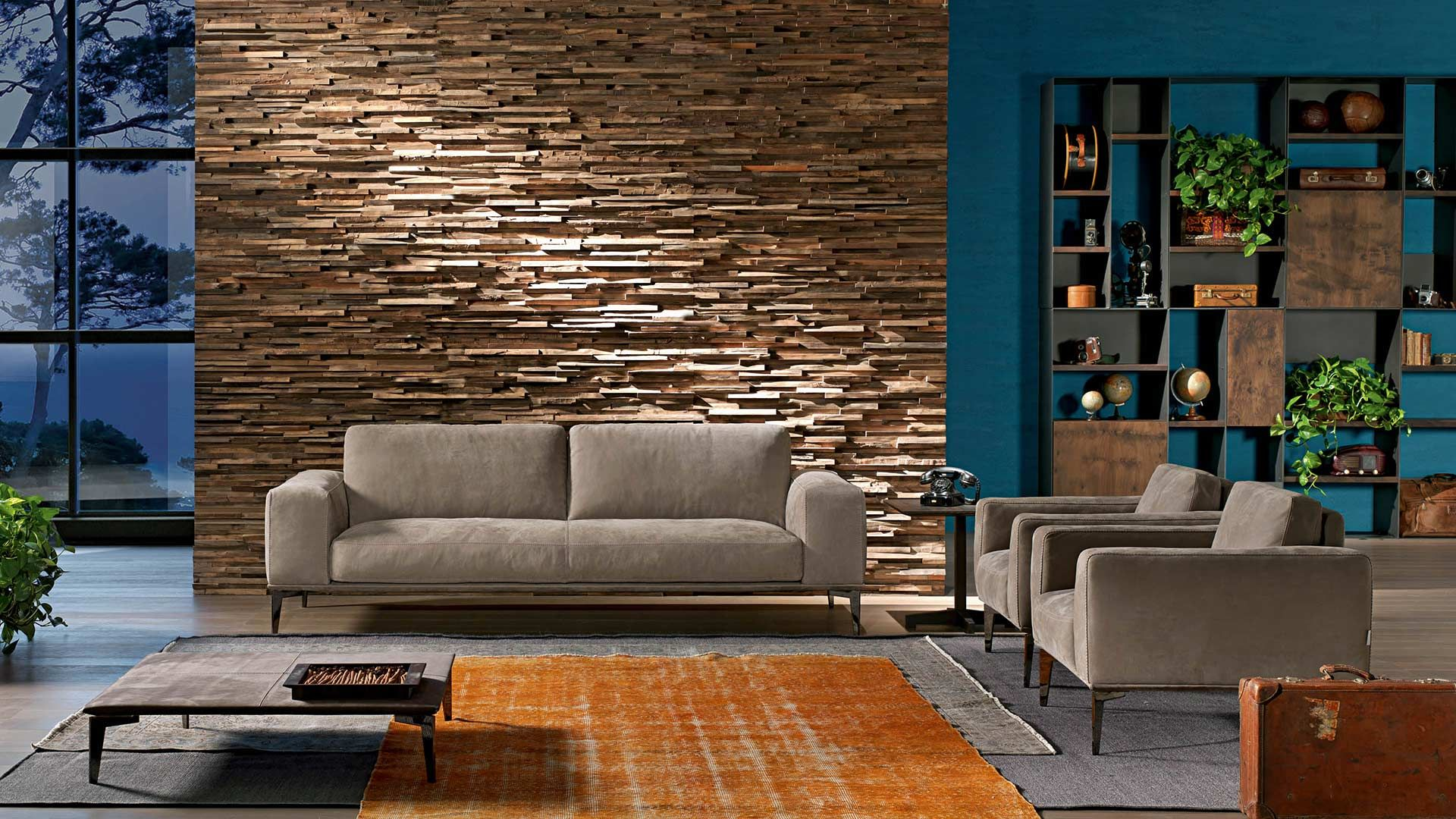 Cierre - living in leather ... Sofas Designersofas in Essen ...