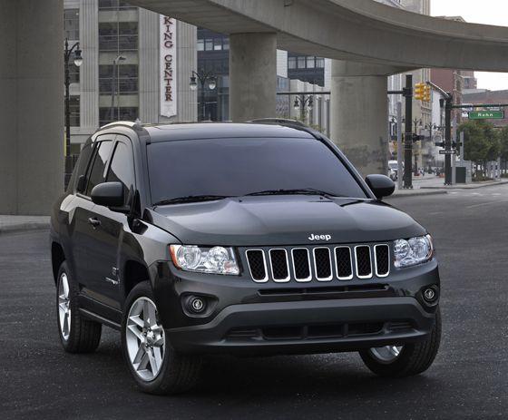 2011 Jeep Compass 70th Anniversary Edition Carros Y Camionetas Camionetas Camiones