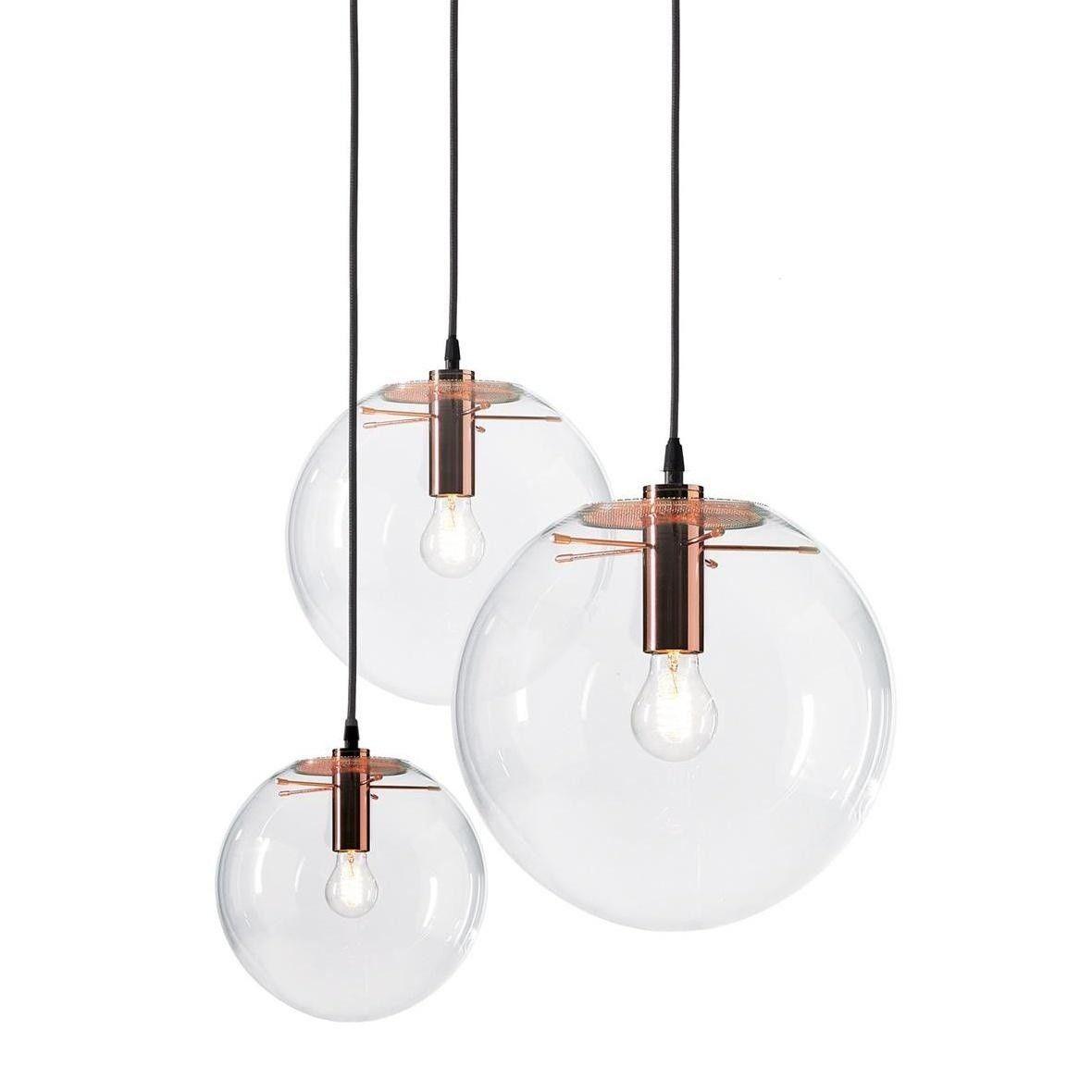 glass lighting pendants. Selene Pendant Glass Light By Sandra Lidner In Copper Replica Lighting Pendants G