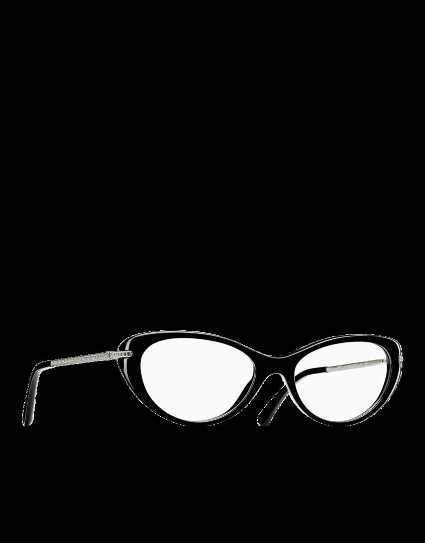 ac3e027808 Cat eye acetate optical glasses... - CHANEL