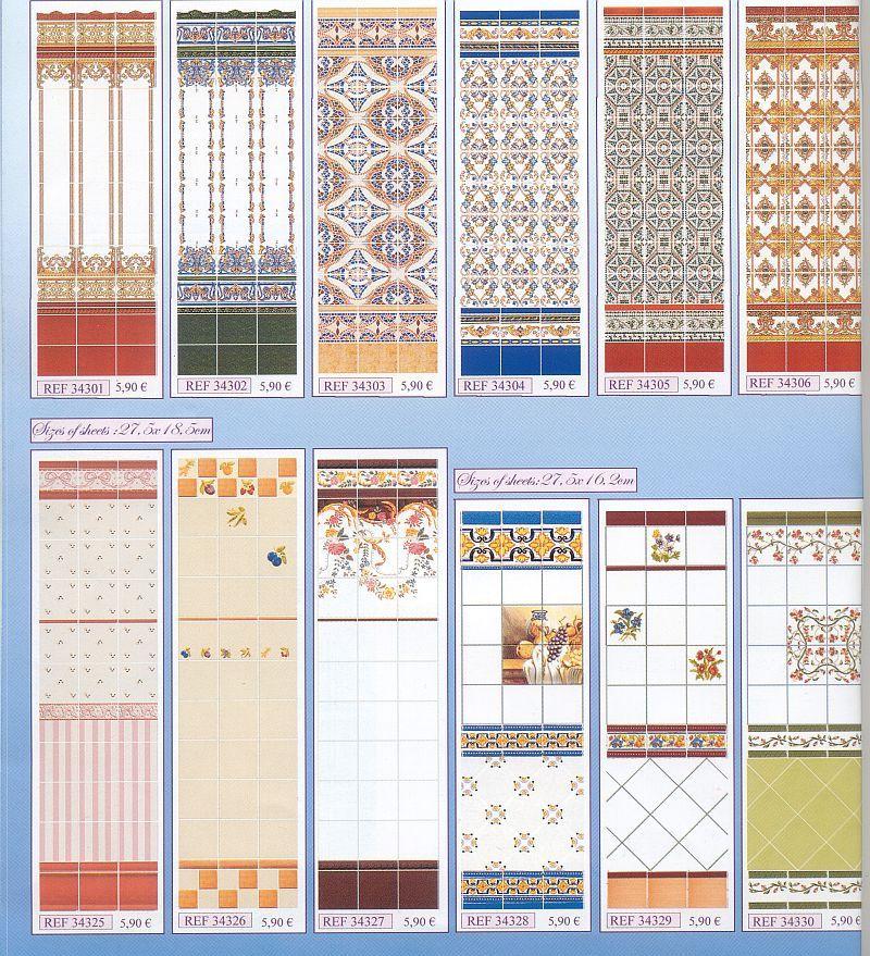 Mosaic Walls And Floors