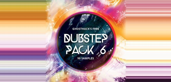 Dubstep Pack 6 - Free Sample Pack by Ghosthack   music ideas