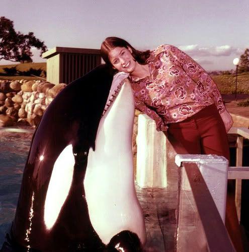 she <3 killer whales