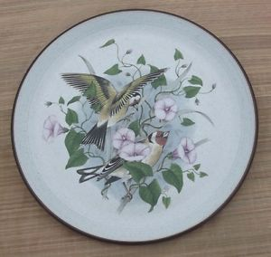 Retro Purbeck Pottery plate | eBay