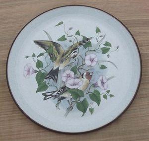 Retro Purbeck Pottery plate | eBay