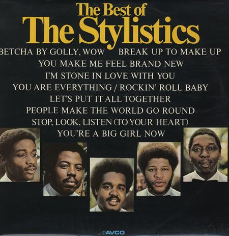 The best of the stylistics music makes me high pinterest lp the best of the stylistics stopboris Gallery