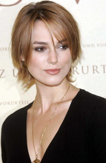 BartCopu0027s Movie Hotties, Page 46, Keira Knightley, KEIRA KNIGHTLEY, Pirates  Of The · Long Pixie HairstylesPixie HaircutShort ...