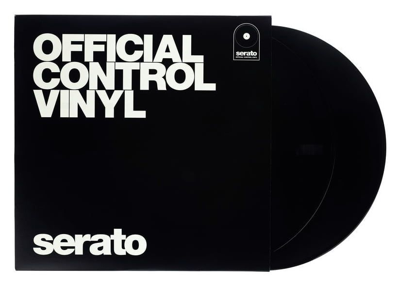 Serato Performance-Serie Vinyl Black | Gifts For DJs | Perfect