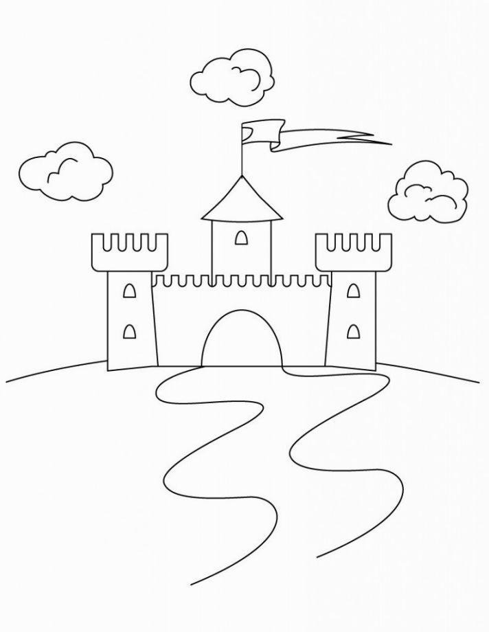 Castle Crashers Coloring Pages Castle Coloring Page Coloring Pages Free Coloring Pages