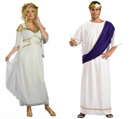 50 Totally Clever Halloween Costumes For Couples Couple halloween - his and her halloween costume ideas