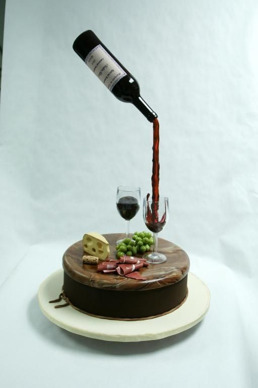 Gravity Defying Cake Designs Online Class Gravity